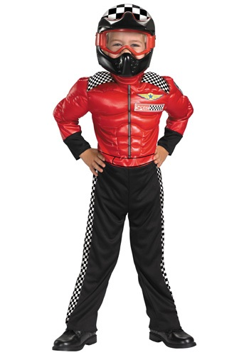 Click Here to buy Turbo Racer Costume from HalloweenCostumes, CDN Funds & Shipping