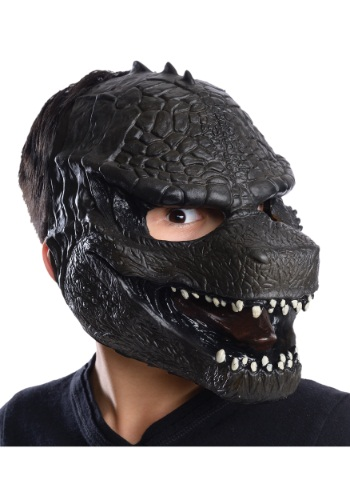 Godzilla Child Mask