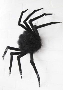 """Poseable 22"""" Medium Furry Spider"""