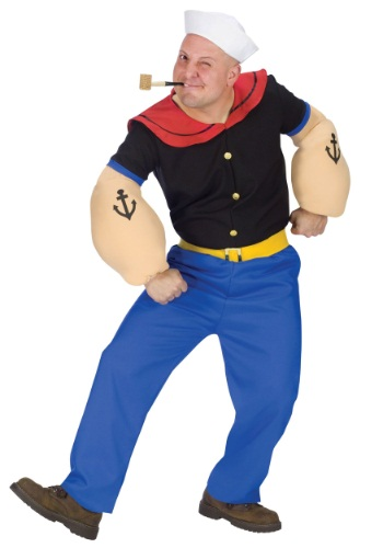 Click Here to buy Teen Popeye Costume from HalloweenCostumes, CDN Funds