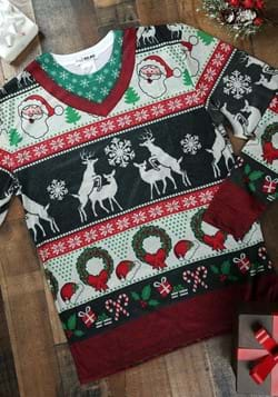 Adult Ugly Frisky Deer Sweater