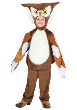 Toddler Hootie the Owl Costume