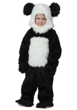 Toddler Deluxe Panda Costume