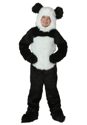 Deluxe Panda Costume for Kids