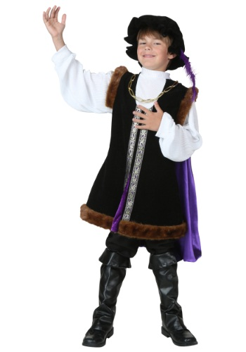 Noble Man Costume for Boys