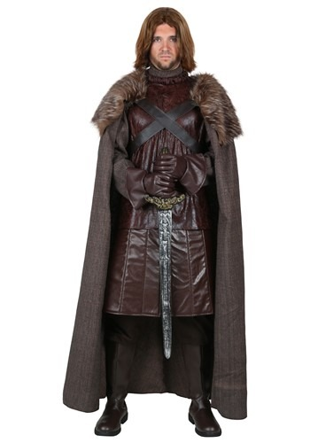 Click Here to buy Plus Size Northern King Costume | GOT costume from HalloweenCostumes, CDN Funds & Shipping