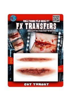 Cut Throat FX Transfer