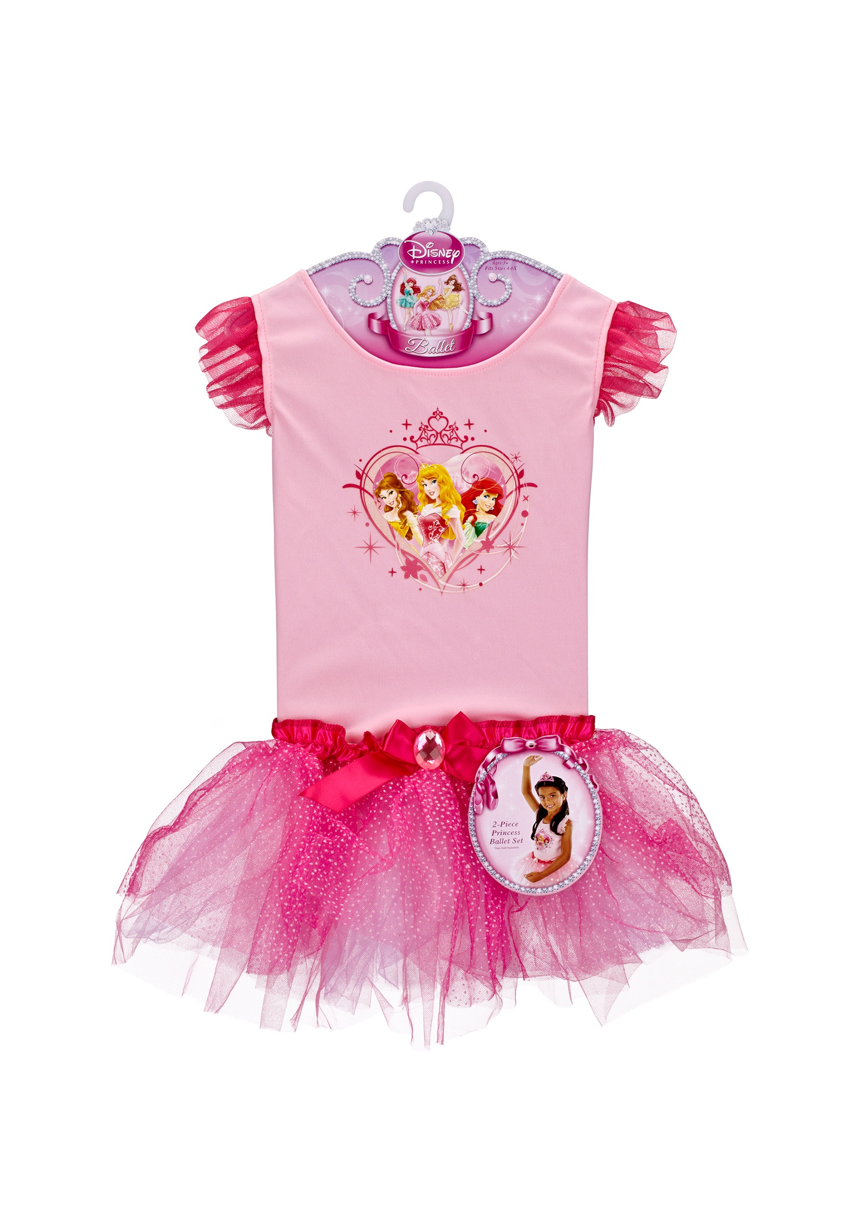 princess disney ballet dress costume