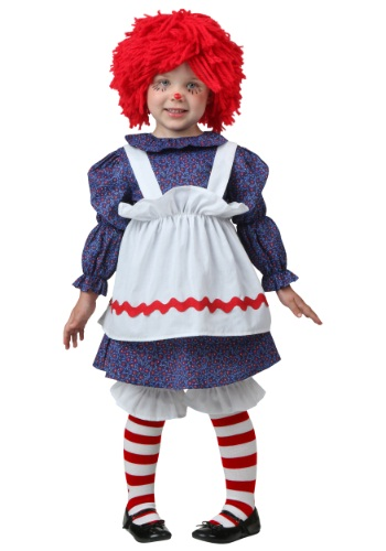 Toddler Little Rag Doll Costume