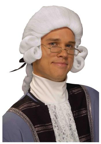 Mens Colonial Wig