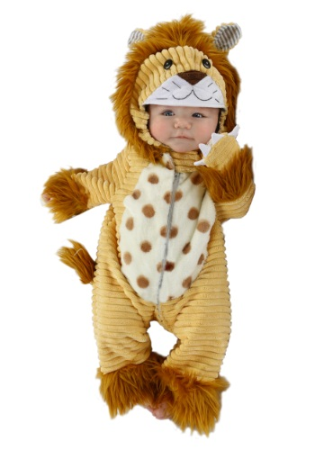 Click Here to buy Safari Lion Baby Costume from HalloweenCostumes, CDN Funds & Shipping