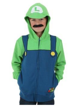 Boys Super Mario Luigi Hoodie