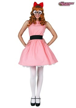 Blossom Powerpuff Girl Costume