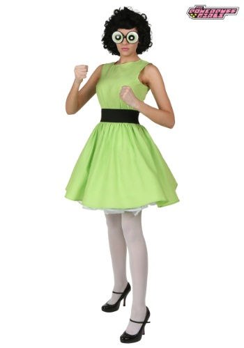 Buttercup Powerpuff Girl Costume