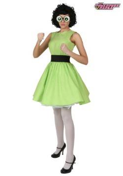 Plus Buttercup Powerpuff Girl Costume