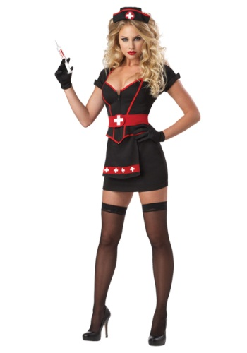 Click Here to buy Womens Plus Size Cardiac Arrest Nurse Costume from HalloweenCostumes, CDN Funds & Shipping