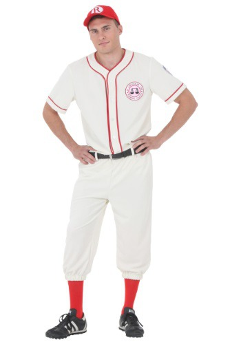 A League of Their Own Coach Jimmy Costume for Men