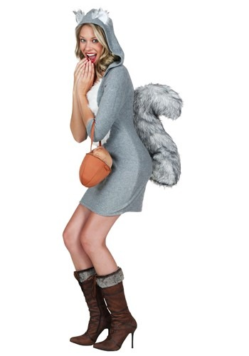 Click Here to buy Sexy Squirrel Costume from HalloweenCostumes, CDN Funds & Shipping