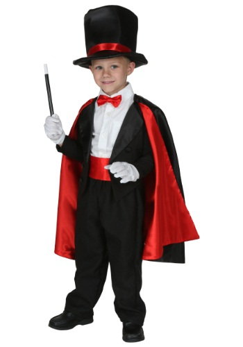 Click Here to buy Toddler Magic Magician Costume from HalloweenCostumes, CDN Funds & Shipping