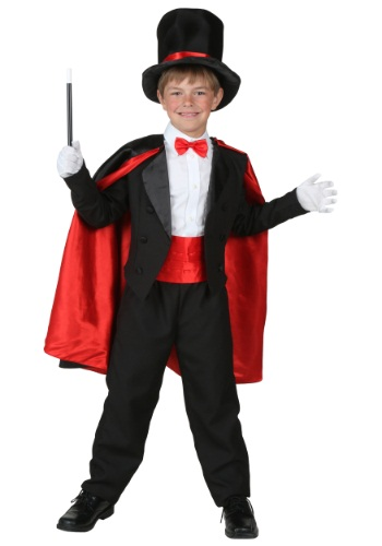 Magician Costume of Kids