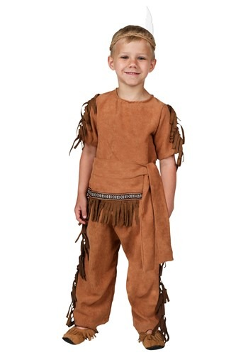 Toddler Native American Costume