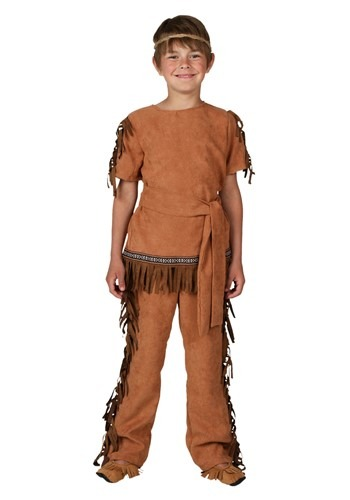 Click Here to buy Kids Native American Costume from HalloweenCostumes, CDN Funds & Shipping