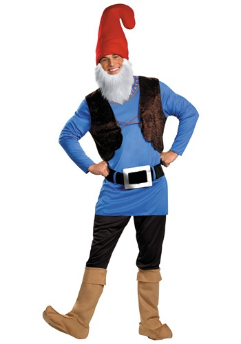 Plus Size Papa Gnome Adult Size Costume