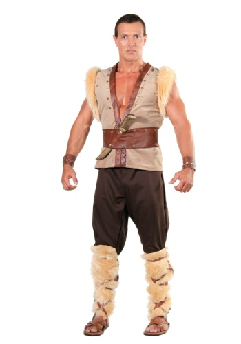 Click Here to buy Plus Size Adult Norse God Thor Costume from HalloweenCostumes, CDN Funds