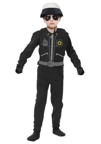 Child The Cop Costume