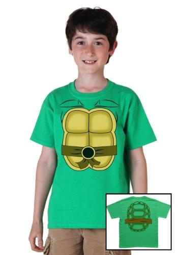 Kids Ninja Turtle Costume T-Shirt
