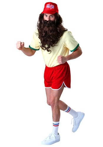 Click Here to buy Plus Size Running Forrest Gump Costume from HalloweenCostumes, CDN Funds & Shipping