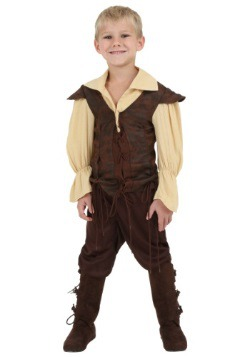 Toddler Boy's Renaissance Man Costume