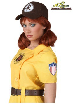 A League of Their Own Kit Wig