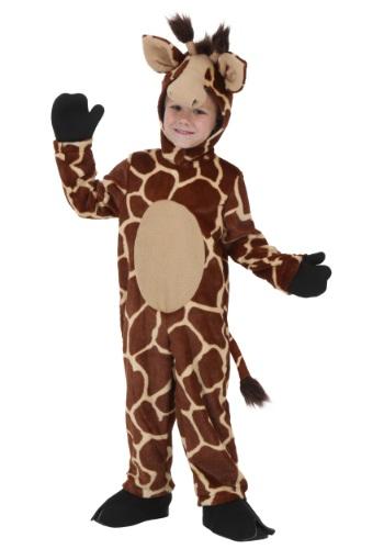 Toddler Giraffe Costume