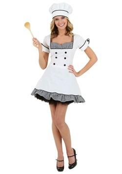 Plus Size Sexy Chef Costume