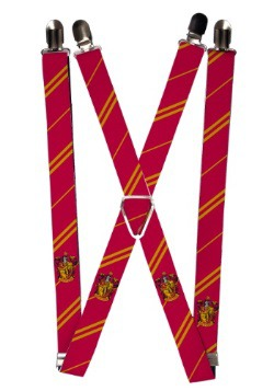 Men's Harry Potter Gryffindor Suspenders