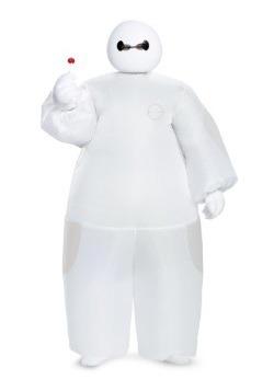 Boys White Big Hero 6 Baymax Inflatable Costume