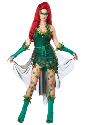 Plus Size Lethal Beauty Costume | Mother Nature Halloween Costume