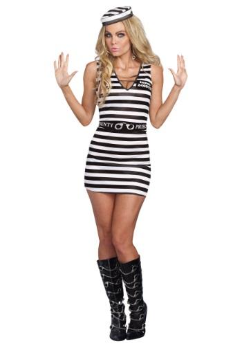 Women's Sexy Prisoner