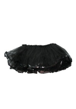 Infant/Toddler Black Sequin Tutu