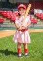 Toddler A League of Their Own Dottie Costume