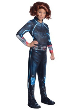 Child Avengers 2 Black Widow Costume