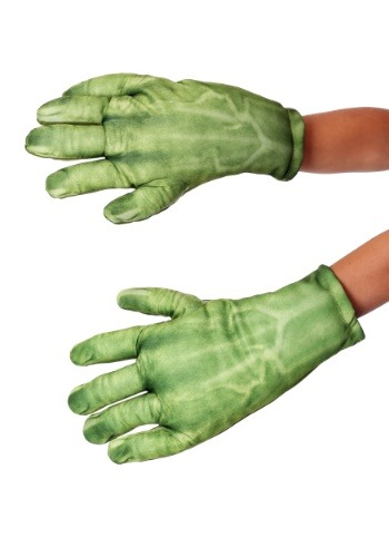 Click Here to buy Hulk Gloves for Kids from HalloweenCostumes, CDN Funds & Shipping