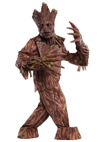 Adult Groot Creature Reacher Costume