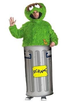 Adult Oscar the Grouch Costume