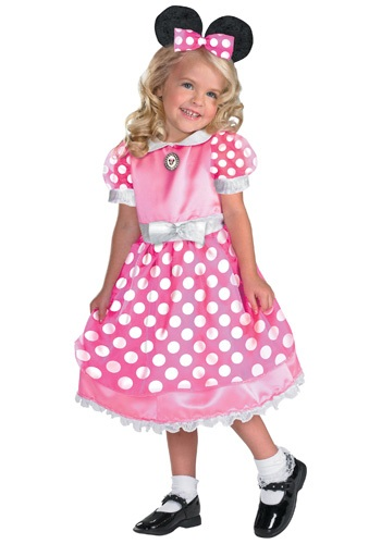 Pink Minnie Mouse Costume | Disney Character Costumes