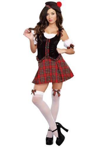 Scotty Hotty Women's Scottish Costume