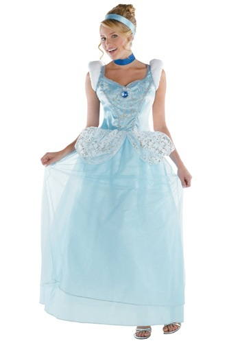 Click Here to buy Adult Cinderella Costume from HalloweenCostumes, CDN Funds & Shipping