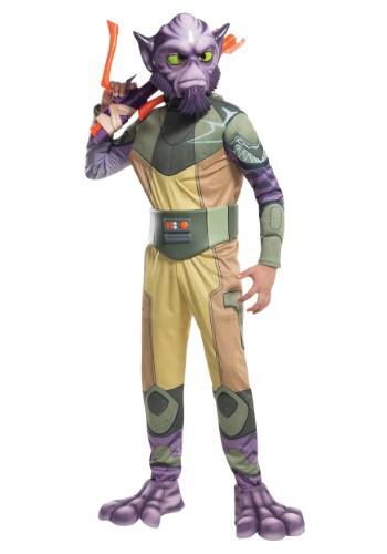 Star Wars Rebels Deluxe Child Zeb Costume