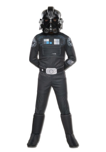 Star Wars Rebels Deluxe Child Tie Fighter Costume